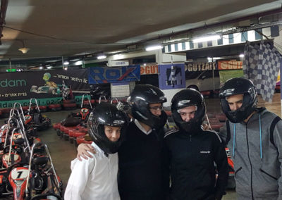 go-carting