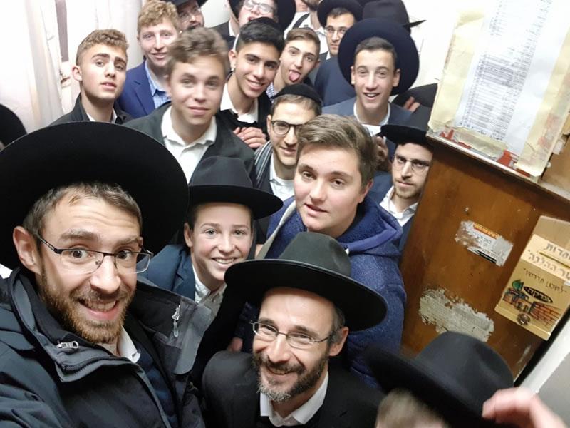 Visiting Gedolei Yisroel